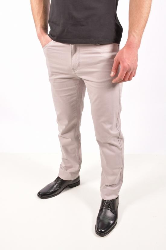 """Брюки мужские стрейчевые """"839 Jeans"""" (Cotton 98%,Elastane 2%) Размеры в наличии : 30,31,32,33,34,36,38,40 арт.W026-3-8"""