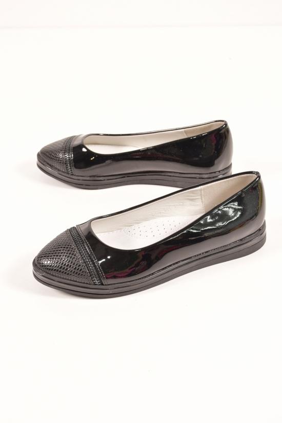 Туфли для девочки L&L Размеры в наличии : 33, 36, 37 арт.LI16-011-1
