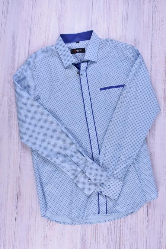 Рубашка для мальчика стрейчевая (Slim Fit) VERTON Размер ворота в наличии : 39,41 арт.AR417-28