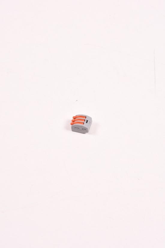 Клемма соединительная универсальная 3 отверстия Right Hausen арт.HN-185020