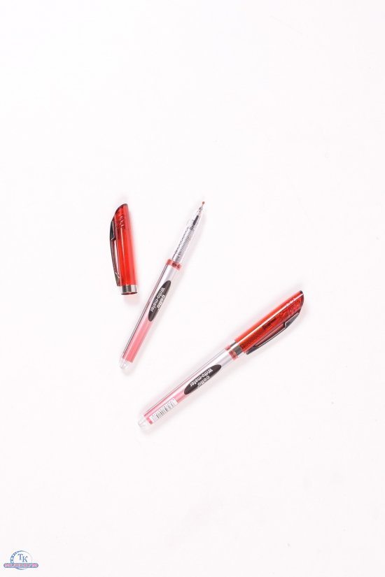 """Ручка шариковая 10 км (цв.красный) """"Cello"""" арт.CL-8048"""