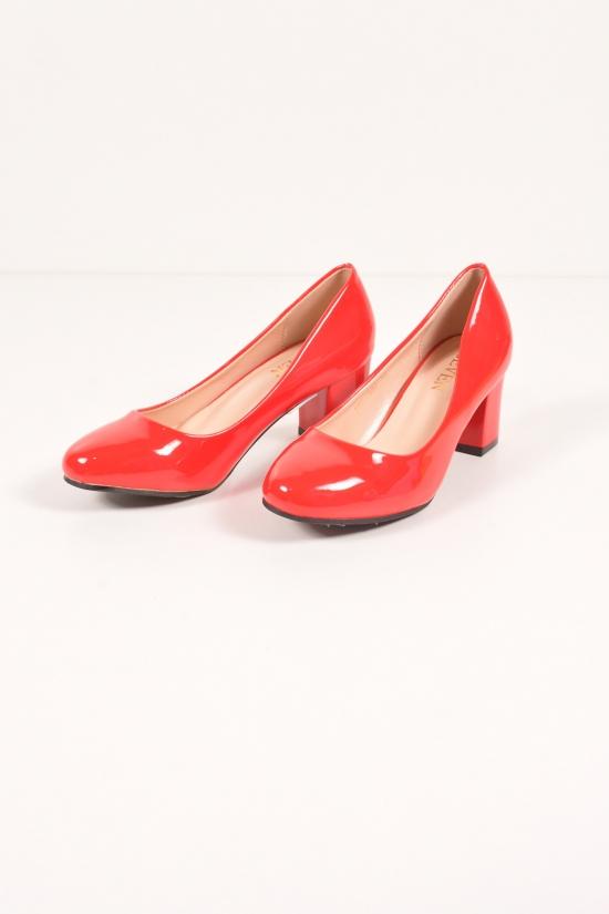 Туфли для девочки лаковые SEVEN Размеры в наличии : 34,35,36 арт.777-C598