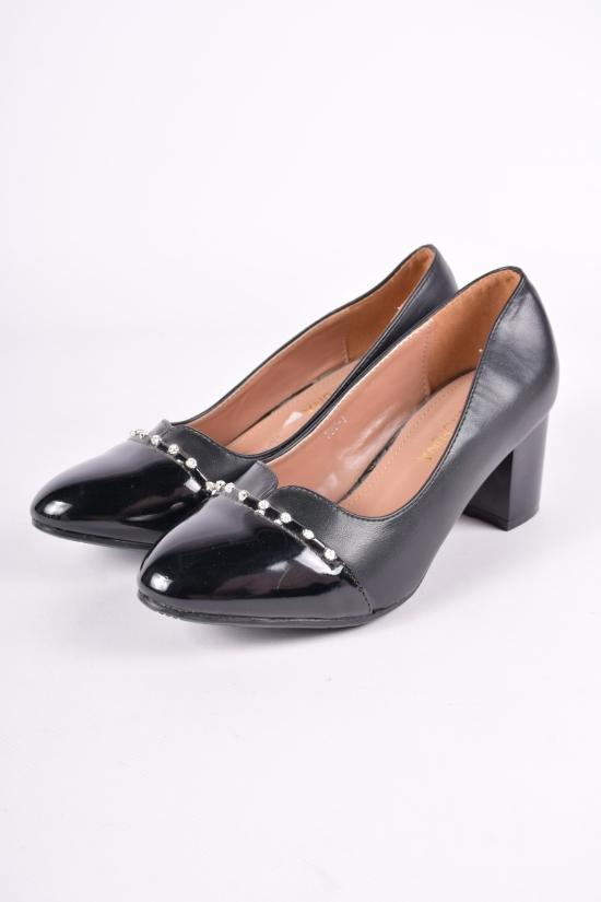 Туфли женские Mengfuna Размеры в наличии : 36,37,38,39,40,41 арт.730-1