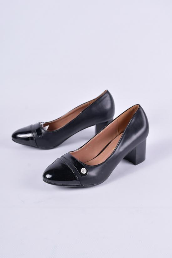 Туфли женские Mengfuna Размеры в наличии : 37,38,41 арт.730-12