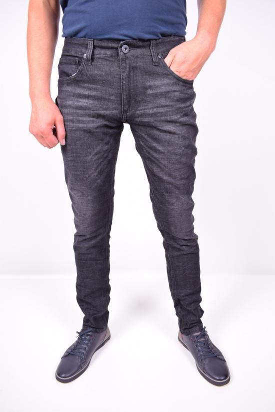 Джинсы мужские стрейчевые Y-TTO Fashion (Cotton 98%,Polyester 2%) Размеры в наличии : 30,31,32,33,34,36,38 арт.E8050