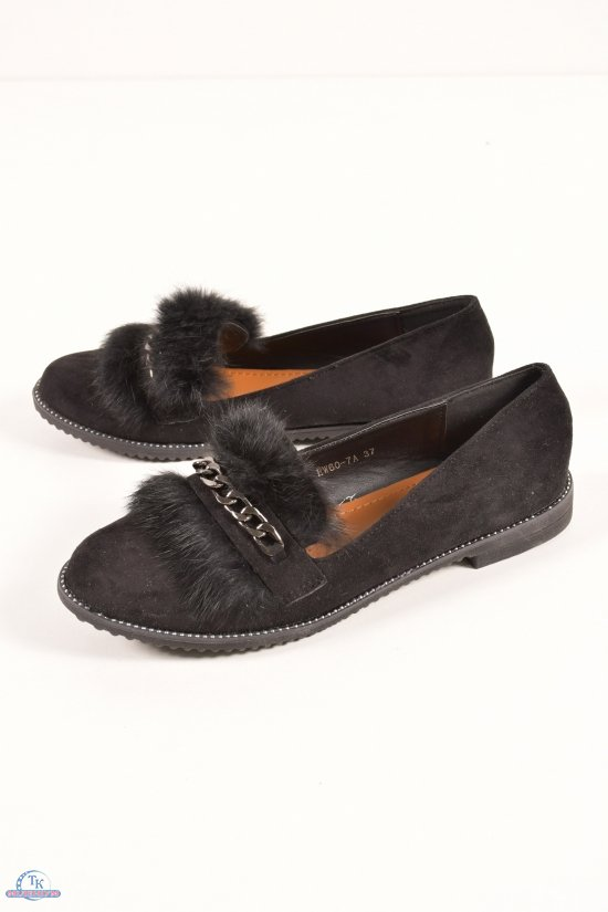 Туфли женские HOROSO Размеры в наличии : 37,40 арт.EW60-7A