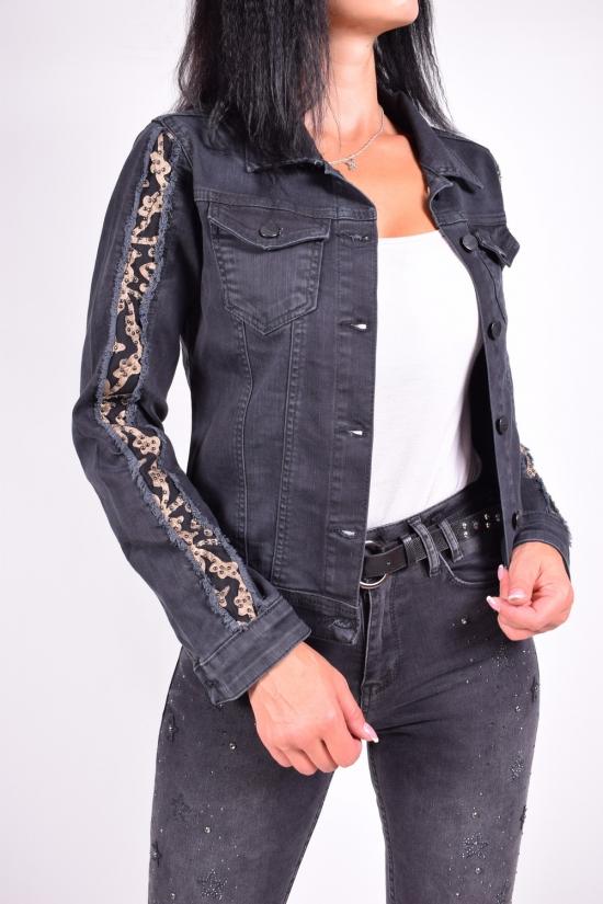 Пиджак женский стрейчевый (col.0405) DESPERADO Размеры в наличии : 40,42 арт.061