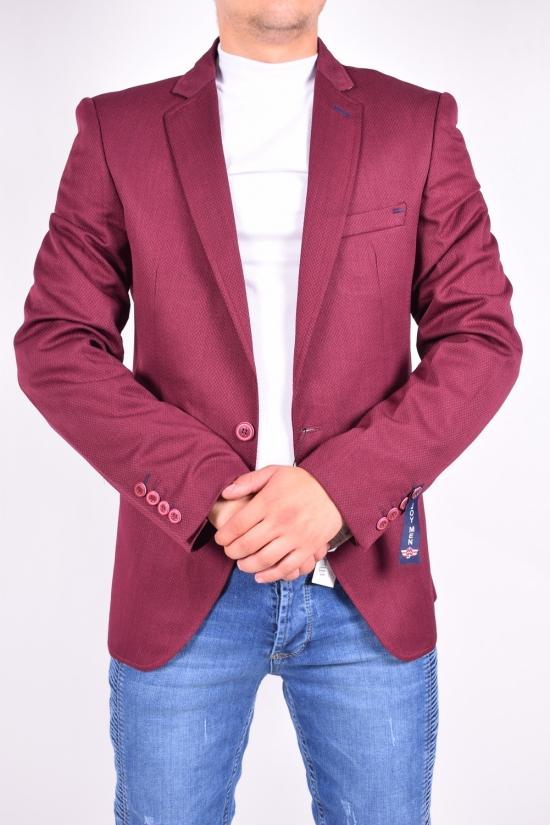 Пиджак мужской Slim Fit (color 11) JOYMEN Размеры в наличии : 44,46,48,50,52 арт.7201
