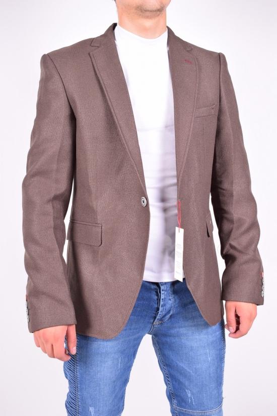 Пиджак мужской Slim Fit (color 06) JOYMEN Размеры в наличии : 42,44,46,50,52 арт.7201