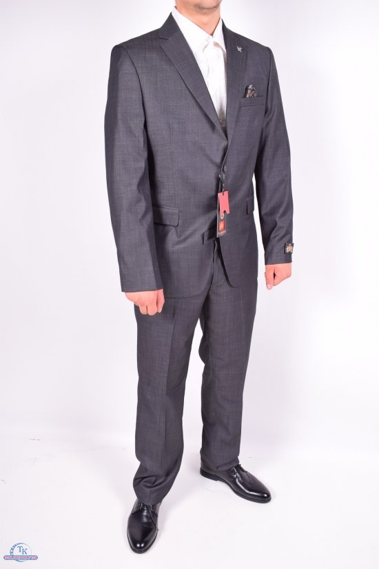 Костюм мужской классический (MARTIW) цвет 6 рост 6 Palmiro Rossi Размеры в наличии : 46,48,50,54 арт.355