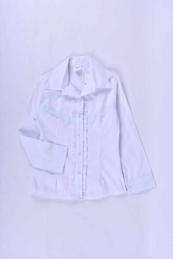 Рубашка для девочки Merve Рост в наличии : 122, 134, 140 арт.0016