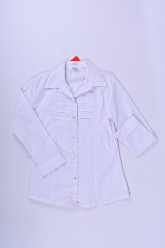 Рубашка для девочки Merve Роста в наличии : 116,122,128,134,140 арт.0013