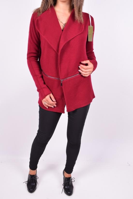 Пиджак женский трикотажный ANNE Размеры в наличии : 48,50 арт.J532