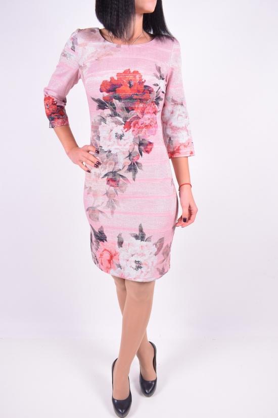 Платье женское IDEAL CAROLINA (Cotton 15%,Linen 85%) Размер в наличии : 42 арт.052004DJV