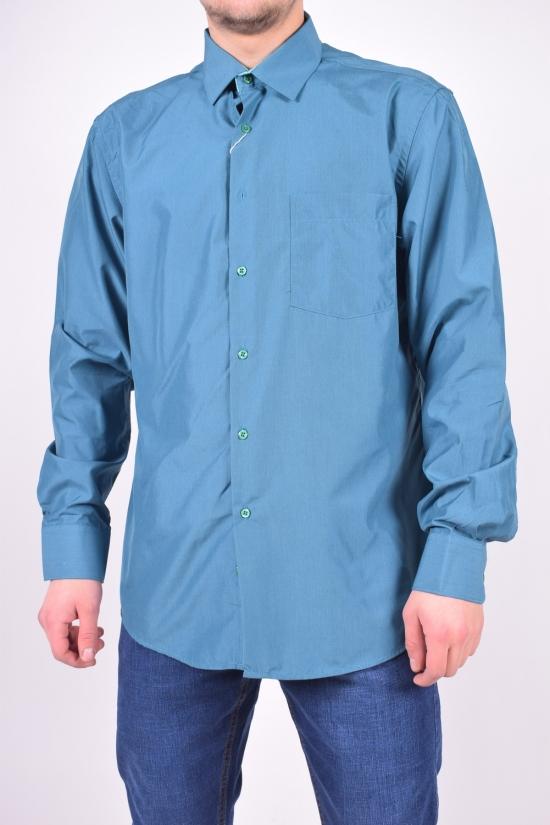 Рубашка мужская Ferrero Gizzi Размер ворота в наличии : 40,41,42,44,45 арт.SKY2472