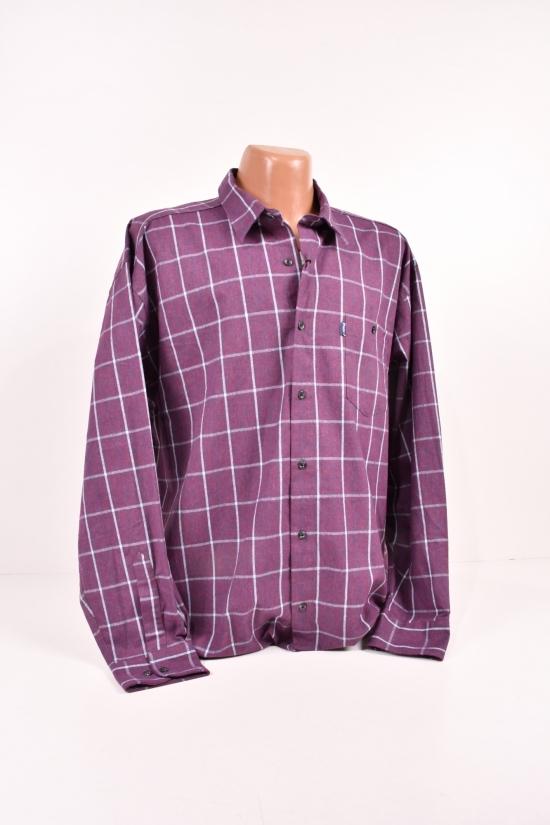 Рубашка мужская байковая POLO RALRPH LAUREN Размеры в наличии : 56,60,62 арт.210-30