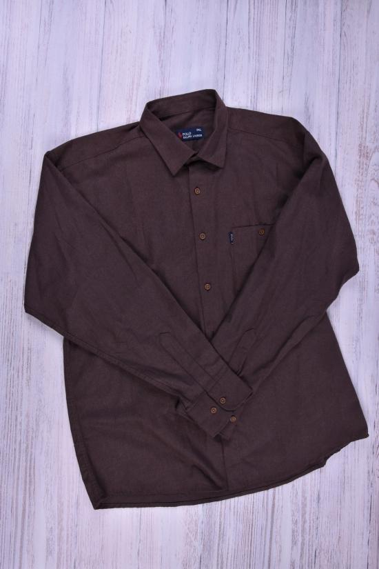 Рубашка мужская байковая POLO RALRPH LAUREN Размеры в наличии : 56,60 арт.210-34