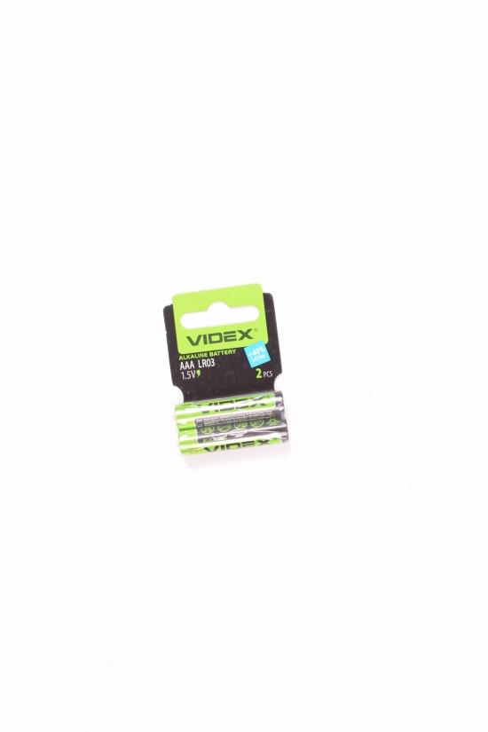 Батарейка Videx AAA (цена за 1 шт) арт.LR03