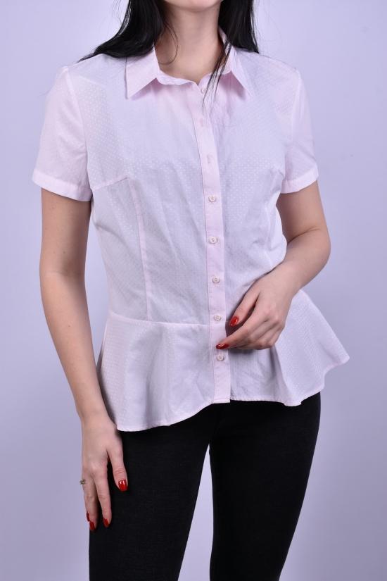 Рубашка женская (цв.розовый) SISLINE Размер в наличии : 44 арт.5734