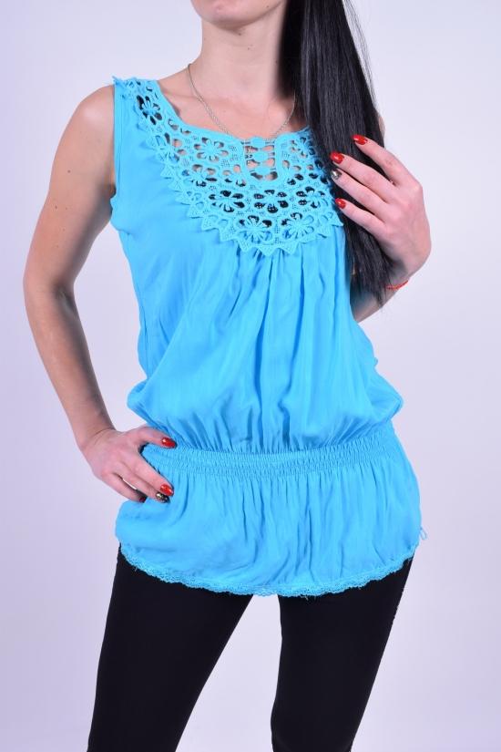 Блузка женская размеры с 40 по 48 1шт.-35грн. (АКЦИЯ цена за 10шт.) арт.L-3018