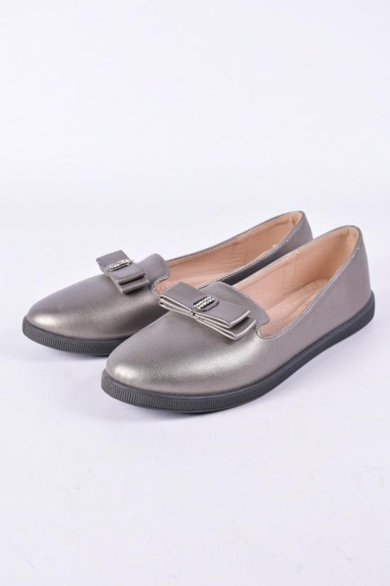 """Туфли женские """"Башили"""" Размеры в наличии : 36,37,38,39,40,41 арт.YJ261-6"""