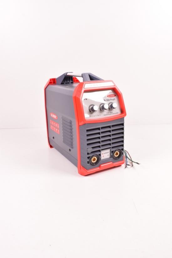 Инвертор Kende Profi 220В (250/350А) электроды 1,6-5,0 мм. вес 8,4кг арт.IN-350