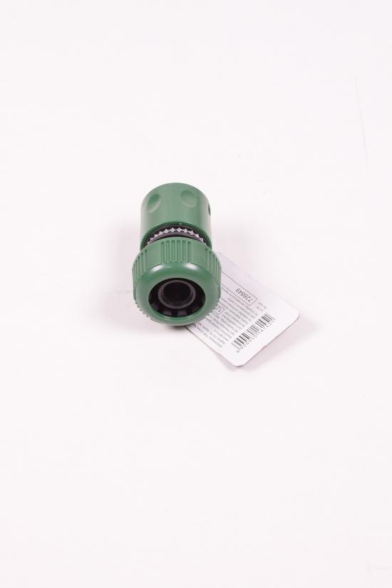 """Коннектор 1/2"""" быстросъемный для шланга 3/4"""" GRAD арт.5016145"""