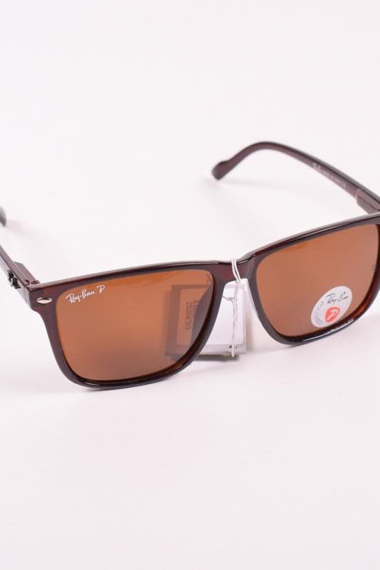 Очки солнцезащитные POLARIZED (color P-C15) Ray-Ban арт.P-RB2178