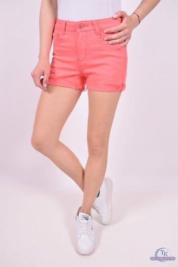 Шорты женские джинсовые стрейчевые X&D FASHION Размер в наличии : 26 арт.K-5096-34