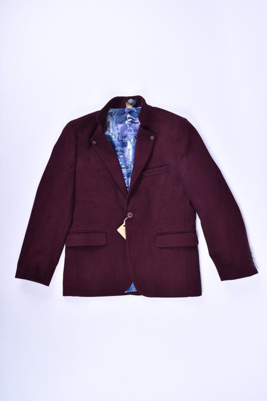 Пиджак для мальчика (ADA)  color Siyah  Palmiro rossi Роста в наличии : 116,128,134 арт.4020