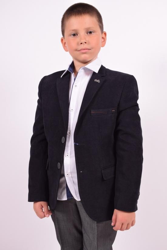Пиджак для мальчика (ADA) color 5614 Palmiro Rossi Роста в наличии : 122,128,134,140 арт.4021