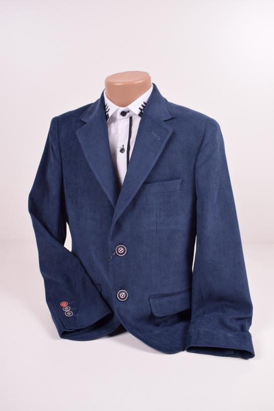 Пиджак для мальчика (TMCH) color 609  Palmiro rossi Роста в наличии : 146,170,176 арт.4084