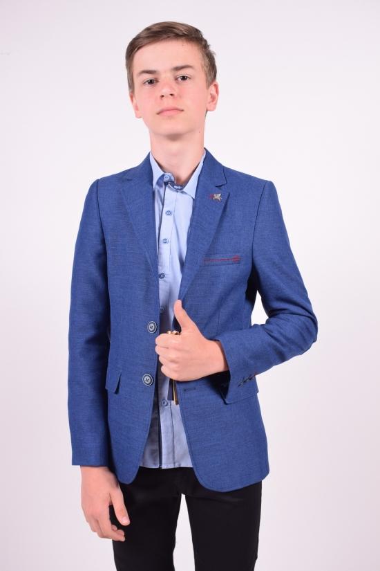 Пиджак для мальчика (Sirma)  color 10955 Palmiro rossi Роста в наличии : 152,158,170 арт.4020