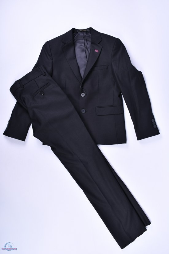 Костюм классический для мальчика (C155) color 1 Palmiro rossi Роста в наличии : 116,122,134 арт.B-G