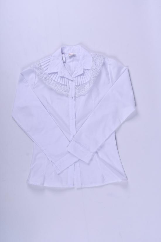 Блузка для девочки  длинный рукав Murdia Kids Роста в наличии : 122,128,134,140,146 арт.5304