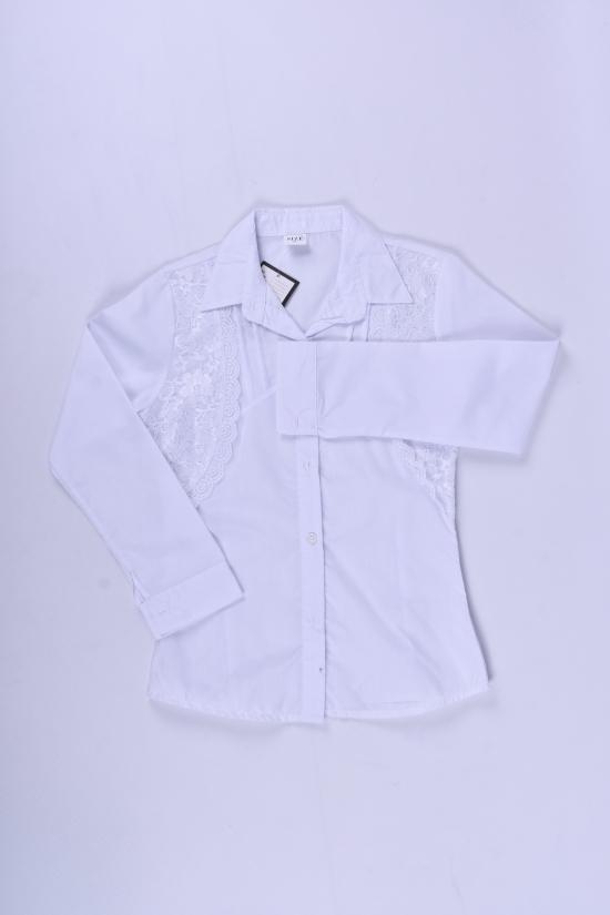 Блузка для девочки  длинный рукав Murdia Kids Роста в наличии : 128,134,140,146 арт.5309