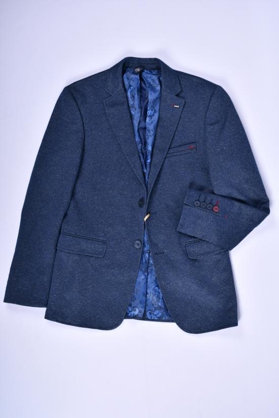 Пиджак для мальчика (SEMENTA)  color 33803  Palmiro rossi Роста в наличии : 152,158,164,170,176 арт.4020