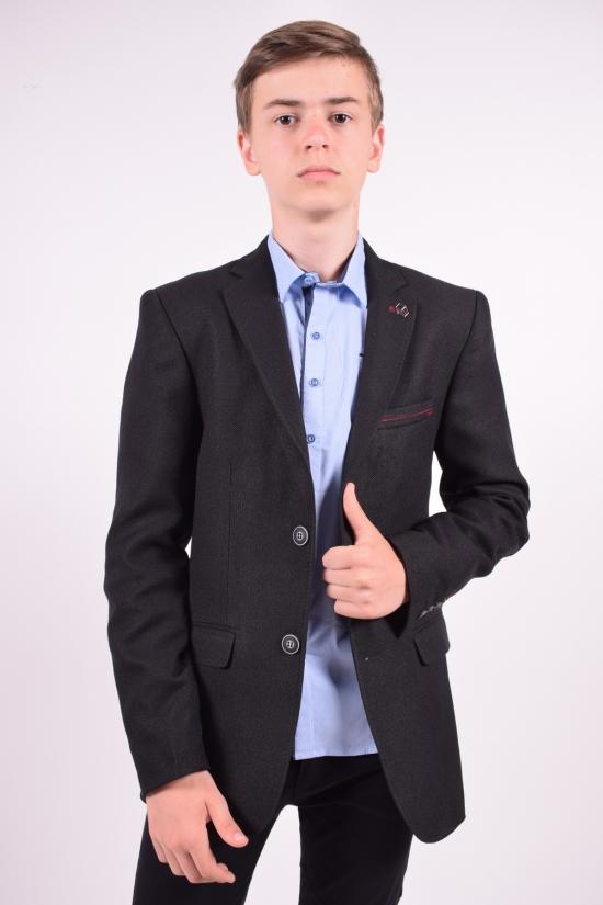 Пиджак для мальчика (Hasir)  color 8500 Palmiro rossi Роста в наличии : 152,158,164,170,176 арт.4020
