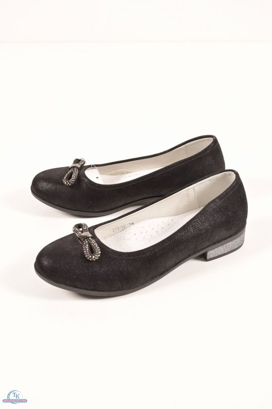 Туфли для девочки   KIMBOO Размеры в наличии : 31,32,33,34,35,36 арт.Z13-3A
