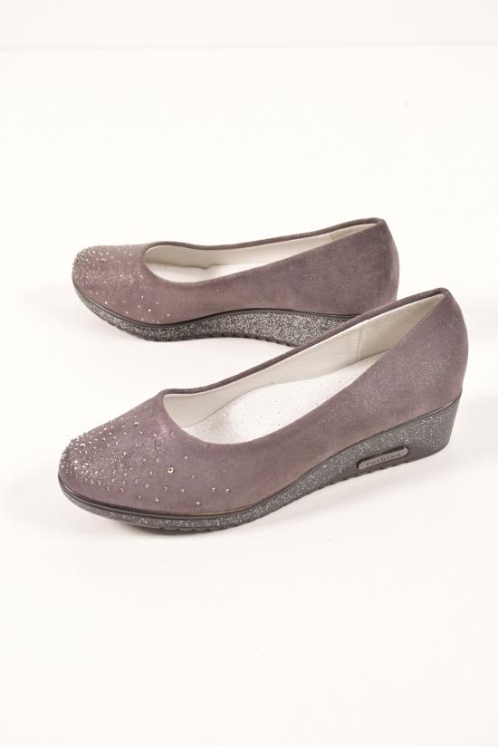 Туфли для девочки   KIMBOO Размеры в наличии : 33,34,35,37 арт.Y-26Q