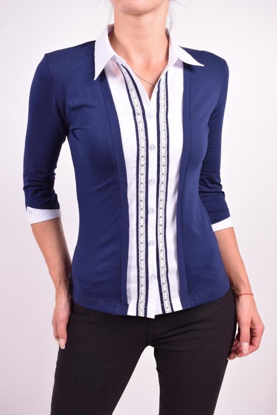 Блузка  женская   BASE Размеры в наличии : 40,42,44,46,48 арт.B6099
