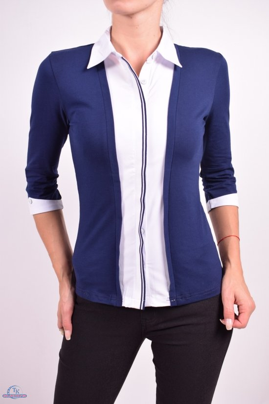 Блузка  женская   BASE Размеры в наличии : 40,42,44,46,48 арт.B2168
