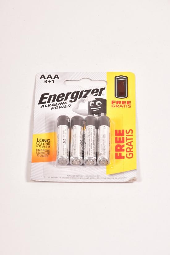 Батарейка  ENERGIZER AAA (цена за 1 шт) арт.LR03