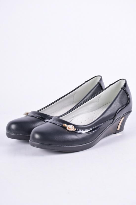 Туфли для девочки W.niko Размеры в наличии : 32, 34, 35, 37 арт.102-11