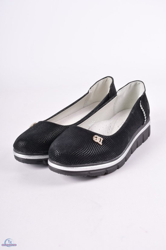 Туфли для девочки W.niko Размеры в наличии : 33, 34, 35 арт.3390-1