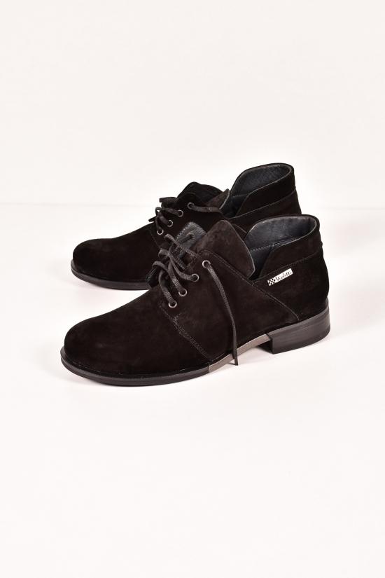 Туфли женские (цв.черный) из замшевые Violetti Размеры в наличии : 36,37,38,39,40,41 арт.2821
