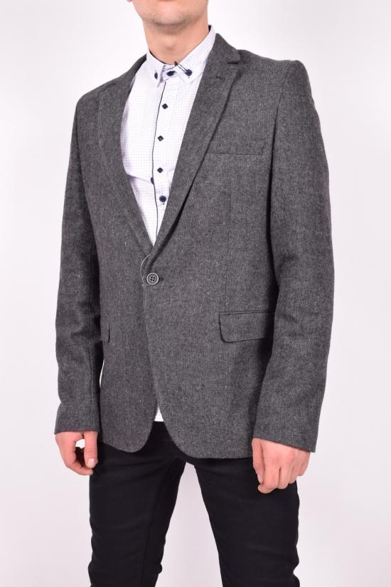 Пиджак мужской классический  (color 21) Almir Размеры в наличии : 40,42,44,46,48,50 арт.2017