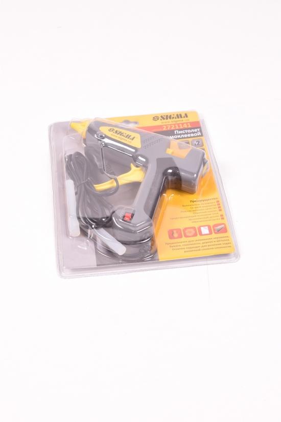 Пистолет термоклеевой с выключателем (11,2мм) 200Вт арт.2721141