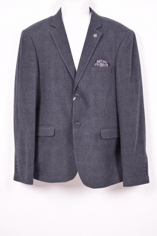 Пиджак мужской (color 01) рост 6 Palmiro rossi Размеры в наличии : 56,58,60,62 арт.5005