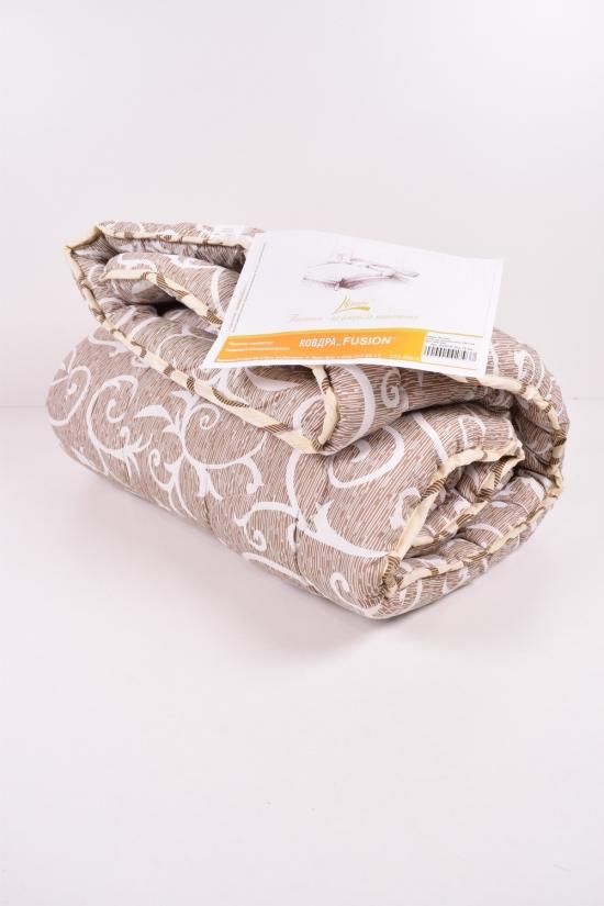 """Одеяло """"Фьюжн"""" размер 200/220см. (наполнитель микроволокно, ткань поликотон) арт.2020079"""